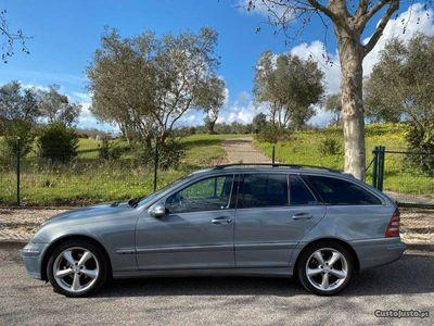 usado Mercedes C220 Cdi Avantgarde Auto