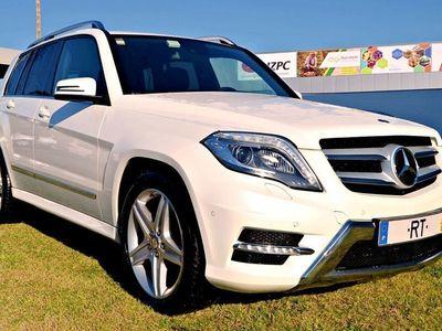 brugt Mercedes GLK220 CDI AMG Aut. 4-Matic