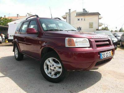 usado Land Rover Freelander 2.0 di