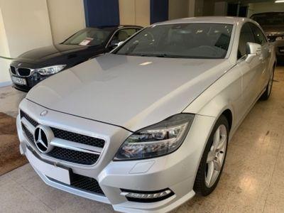 usado Mercedes CLS350 3.0 CDI AVANTGARDE NACIONAL 265 CV
