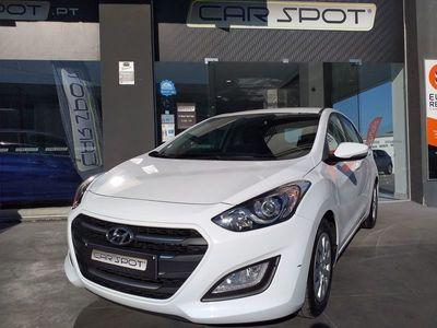 usado Hyundai i30 1,6 CRDI NAVIGATION