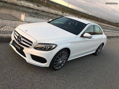 usado Mercedes C300 hybrid pack AMG