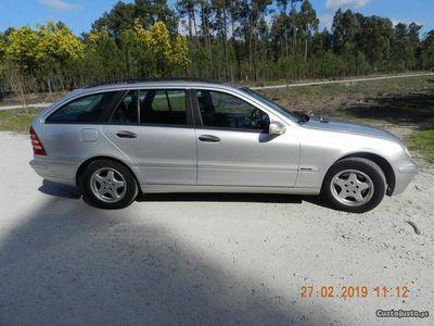 usado Mercedes C220 cdi Classic Break