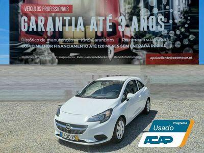 usado Opel Corsa E 1.3 Cdti Van