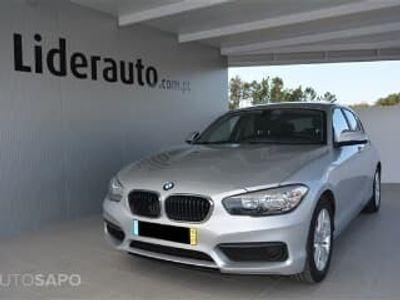 usado BMW 116 Série 1 d EfficientDynamics (116cv) (5p), Diesel