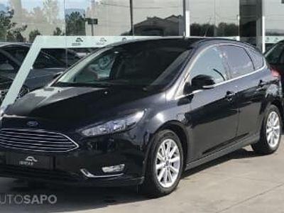 usado Ford Focus 1.5 TDCi Titanium (120cv) (5p)