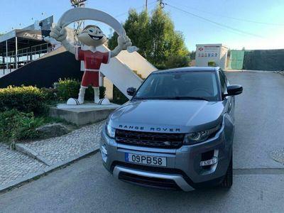 usado Land Rover Range Rover evoque 2.2 SD4 Prestige Auto