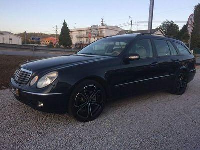 usado Mercedes E270 CDI Elegance GPS