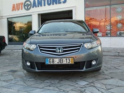 used Honda Accord 2.2 i-DTEC Executive (150cv) (4p)