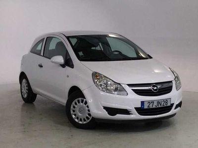 usado Opel Corsa - Low Cost1.3 CDTi Black Edition