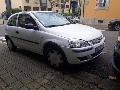 usado Opel Corsa 1.3cdti van