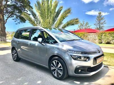 usado Citroën Grand C4 Picasso 1.6 BlueHdi Feel EAT6