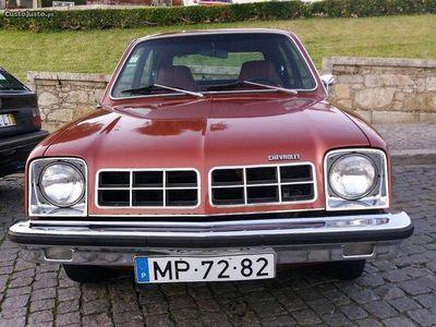 gebraucht Chevrolet Chevy II Nova 1.6 chevette clássico