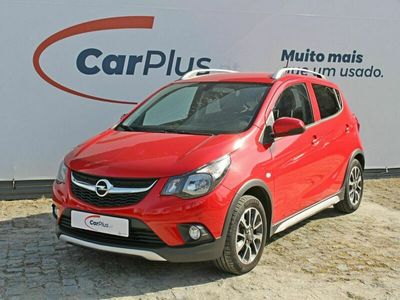 usado Opel Karl 1.0 73cv Rocks 2019