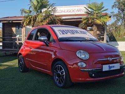 usado Fiat 500 SPORT (1.3 multijet -75)
