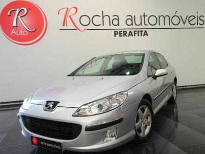 usado Peugeot 407 1.6 Hdi Executive 110cv