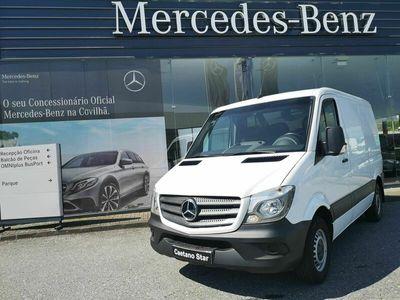 usado Mercedes Sprinter 214/32 2017