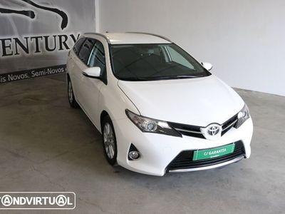 usado Toyota Auris Touring Sports 1.4 D4D