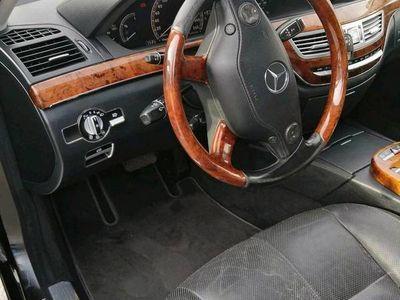 usado Mercedes S500 completa