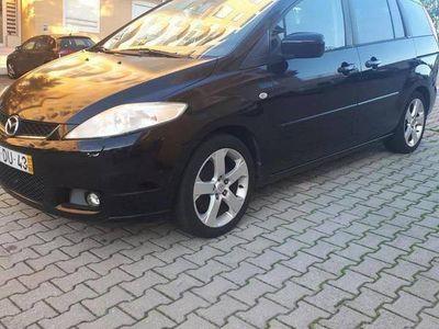 usado Mazda 5 Sport mzr 2.0d