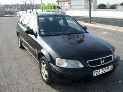 usado Honda Civic Aerodeck 1.4I c/ A.C.