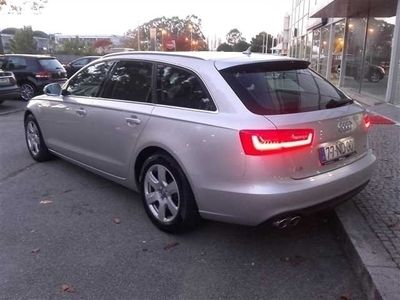 usado Audi A6 2.0 TDi Multitronic