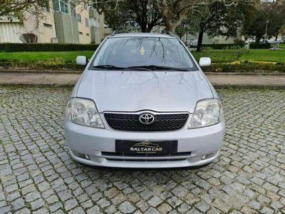usado Toyota Corolla 1.4 VVT-i