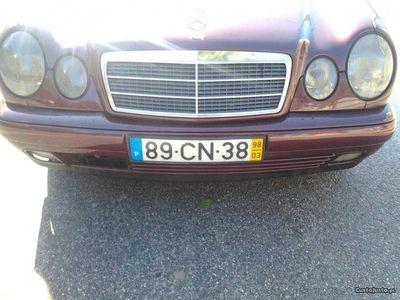 usado Mercedes E290 Classic