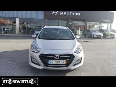 usado Hyundai i30 SW 1.6 CRDi Blue Com.Auto AC+J17