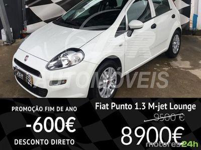 usado Fiat Punto 1.3 M-Jet Lounge S&S