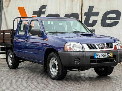 usado Nissan Navara D22