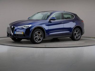 usado Alfa Romeo Stelvio 2.2 D Super AT8 Q4