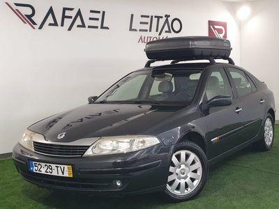 used Renault Laguna 1.9dCi NACIONAL CX6v
