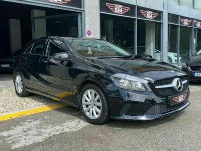usado Mercedes A180 CDi BE Edition