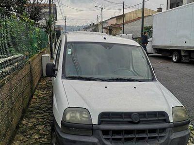 usado Fiat Doblò 1.9 D