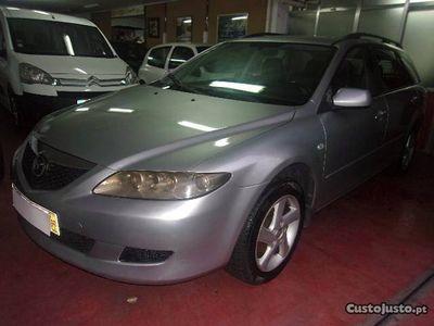 usado Mazda 6 2.0Td 136Cv Sw