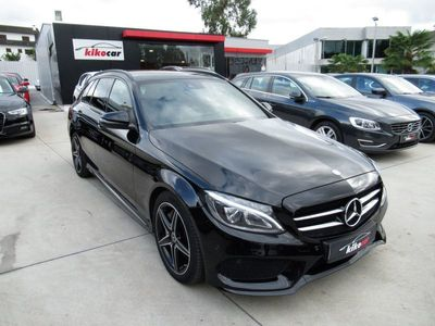 usado Mercedes C250 d AMG Auto Pack Night