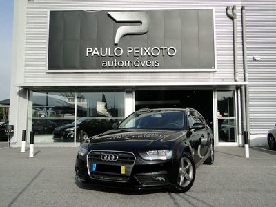used Audi A4 Avant 2.0 TDI Exclusive