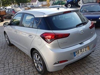 usado Hyundai i20 i201.2 5 P GLS MPI Comfort +PK Look