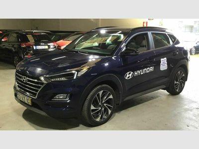 usado Hyundai Tucson 1.6 CRDi Premium DCT + Pack Pele + Pack Style Plus
