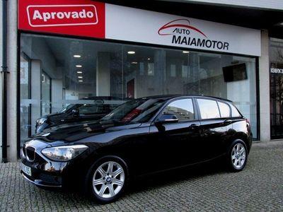 usado BMW 114 d Line Urban