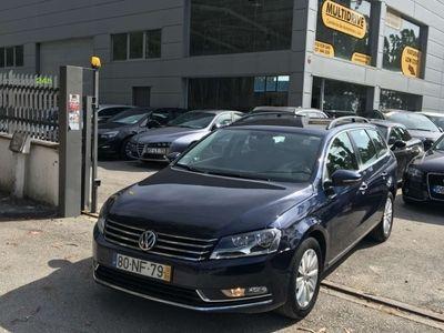 gebraucht VW Passat Variant 2.0 TDi Confortline
