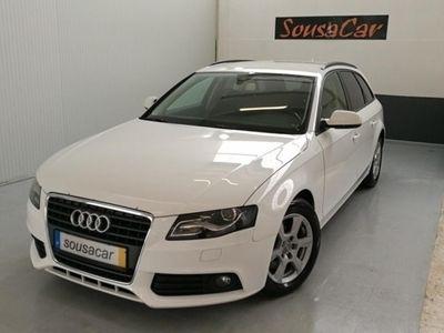 usado Audi A4 Avant 2.0 TDi B.Line (136cv) (5p)