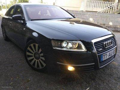 usado Audi A6 3.0 tdi s-line 225cv