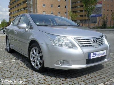 used Toyota Avensis SD 2.0 D-4D