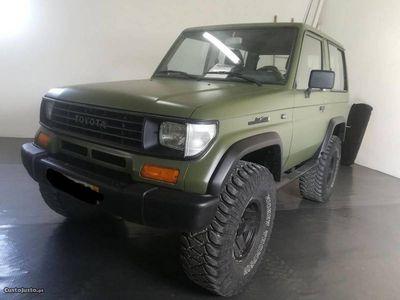 used Toyota Land Cruiser - D