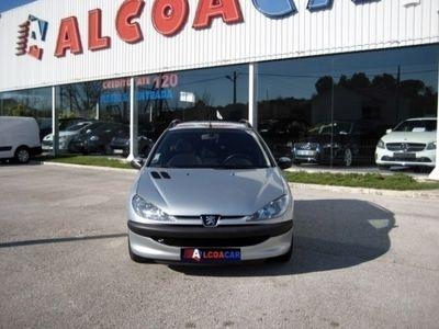 brugt Peugeot 206 SW Break 1.4 HDi LOOK (70cv) (5p)Viatura de retoma