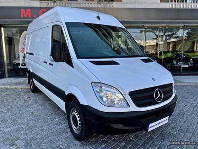 usado Mercedes Sprinter 313 CDI