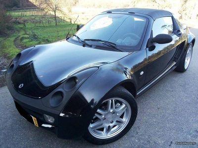 usado Smart Roadster Cabrio Nacional