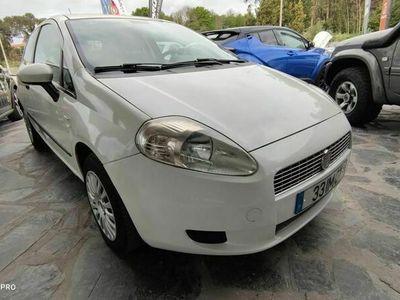 usado Fiat Punto 1.3 Mjet van